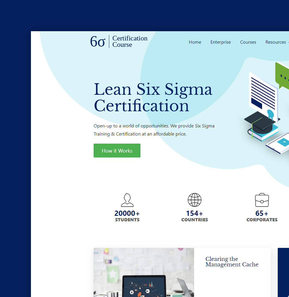 Six Sigma Certification Course