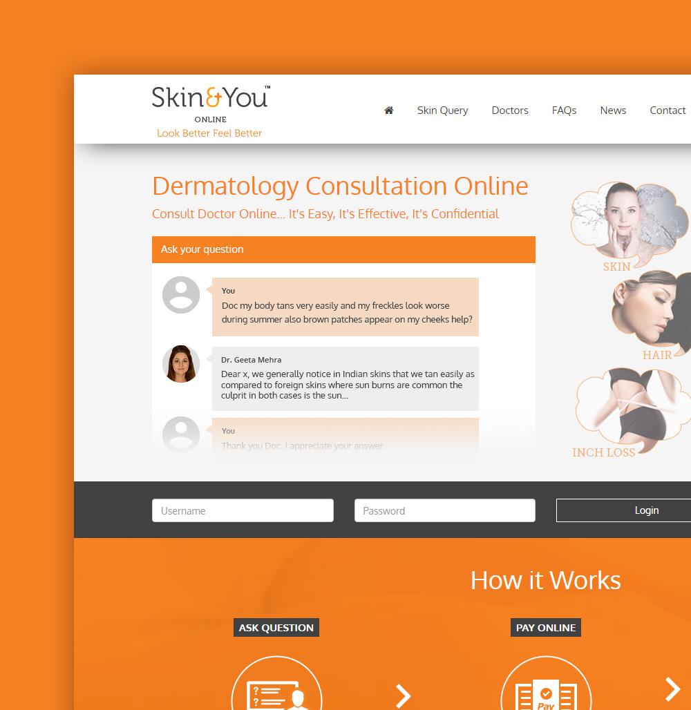 Skin & You Online