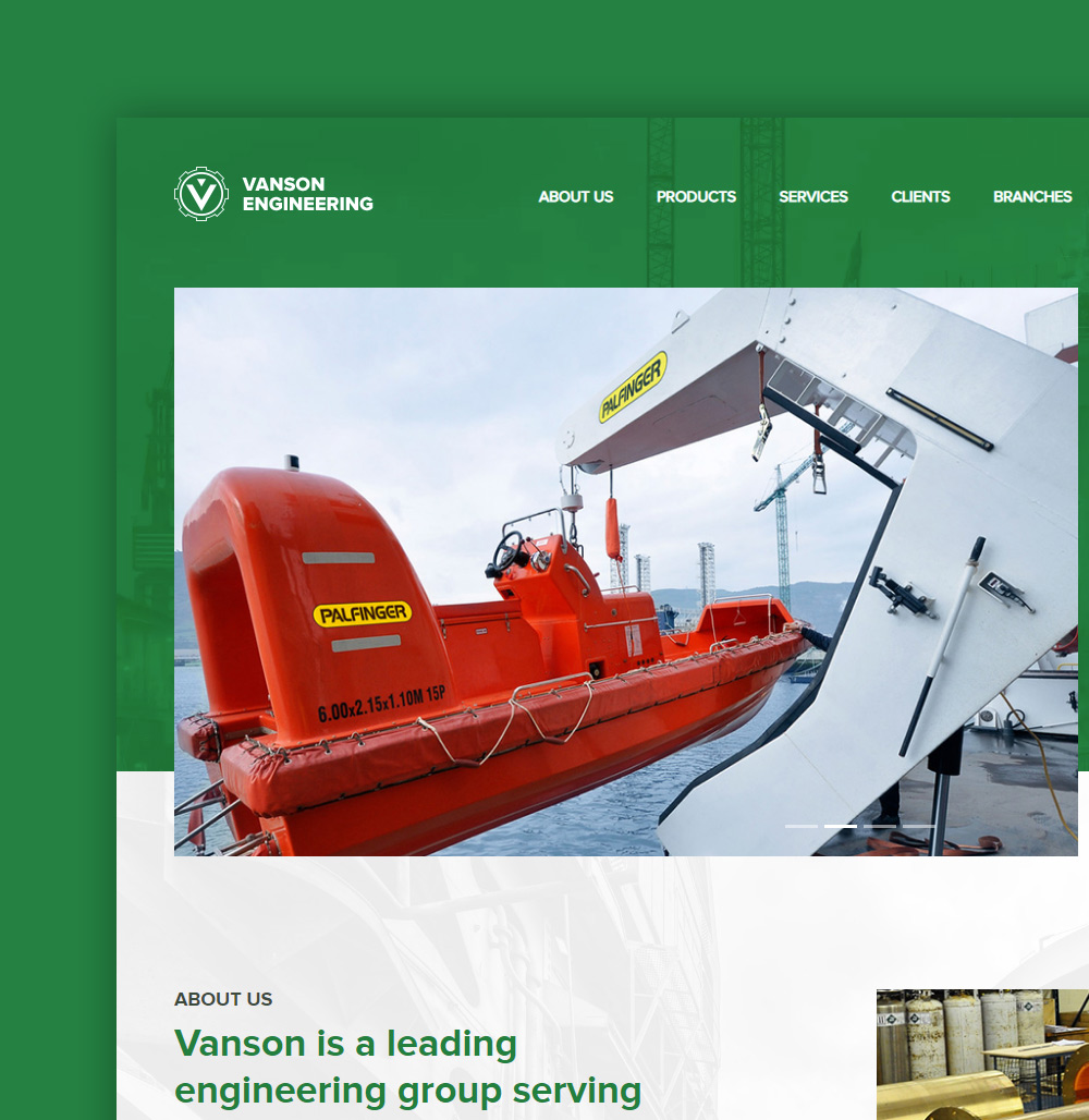 Vanson Engineering